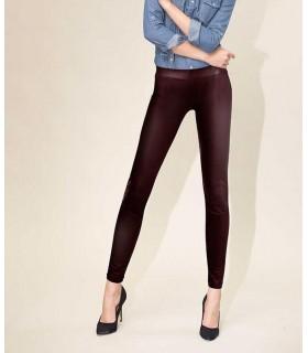 Pantalón efecto cuero Marie Claire 45310