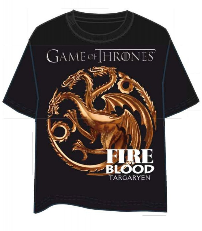 Camiseta JUEGO DE TRONOS 3563