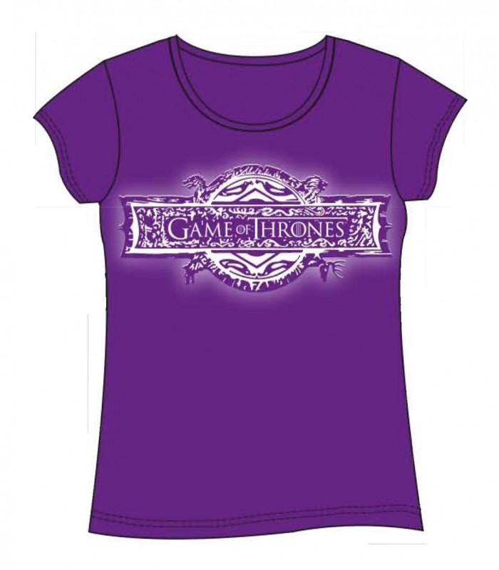 Camiseta JUEGO DE TRONOS mujer 3589