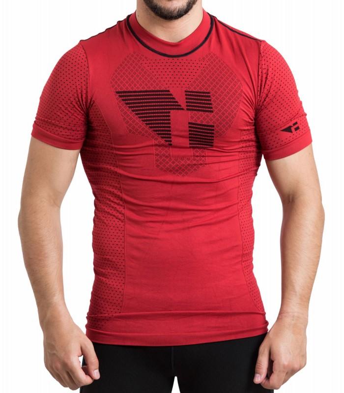 Camiseta Térmica Corta Sport Unisex HANKER mod YOD