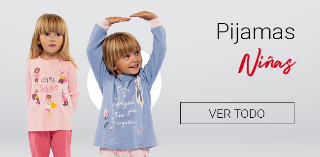 Pijamas para nina