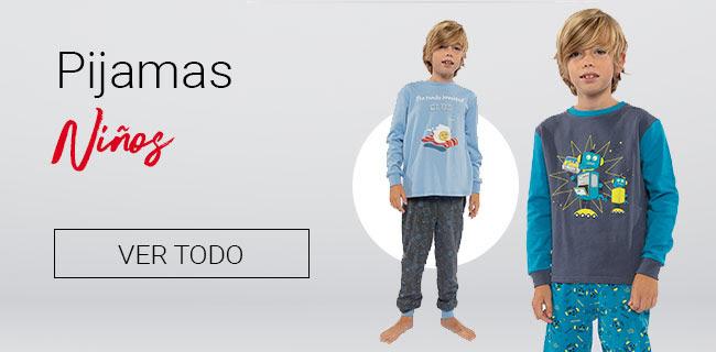 Pijamas para nino